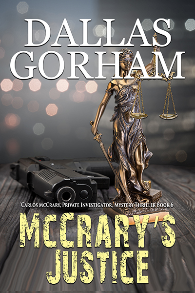 McCrary's Justice cover for book page