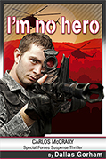 Book Cover for I'm No Hero