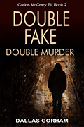 Book Cover for Double Fake, Double Murder