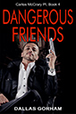 Book Cover for Dangerous Friends